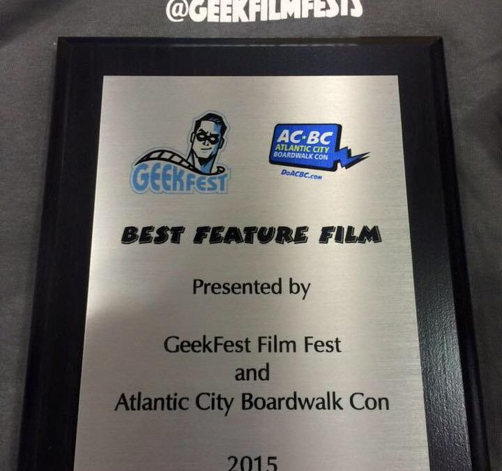 """Non-Stop To Comic-Con"" wins GeekFest"